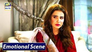 Yeh Dunya Mafaad Parast Hai   Emotional Scene   Saniya Shamshad