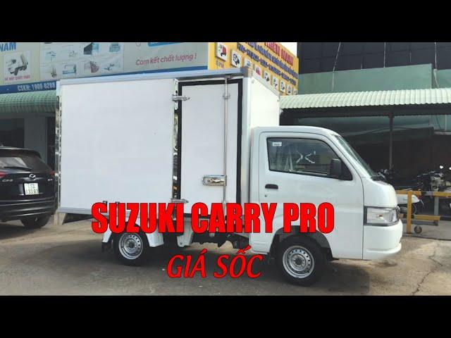 Xe tải nhẹ suzuki pro ông hoàng trong phân khúc | Ô Tô Miền Nam