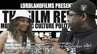 TFR: INTERVIEW OF MARVA KING, SONGWRITER, ARTIST, COMPOSER   LORDLANDFILMS.COM