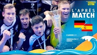 Germany is the gold medalist ! Thanks to a very strong defense, the...