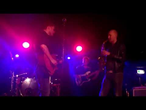 Sven de Vries: Lily was Here (Cover Stewart - Dulfer)/Music Academy Haarlem /Afstuderen 18 mei 2015