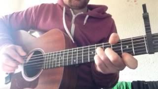 R.E.M - Tongue - Acoustic Guitar