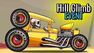 HOT ROD RAMPAGE новый ивент ДЛЯ НОВИЧКОВ обновление игры Hill Climb Racing 2 walkthrough gameplay