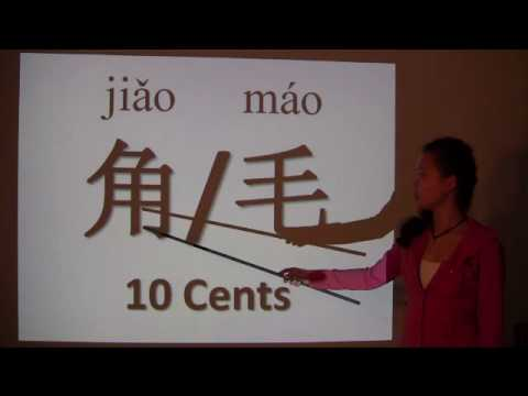 Money in Chinese