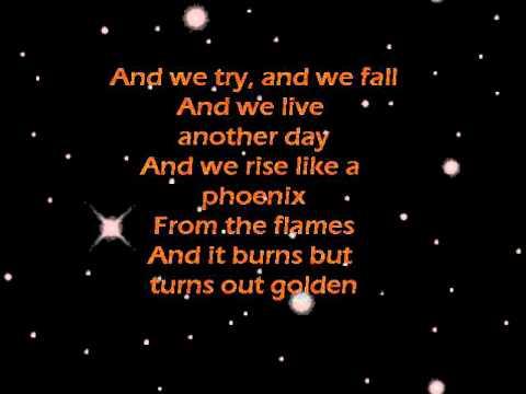 Golden - The Wanted w/ Lyrics