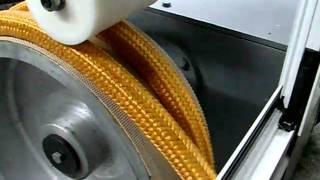 Gland Packing Braiding Process