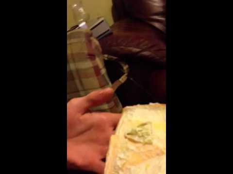 Aarrrk le sandwich le plus degeu du monde