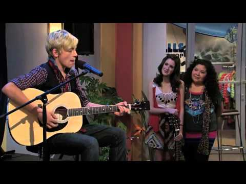 "5 - Austin & Ally ""The Butterfly Song"" HD"