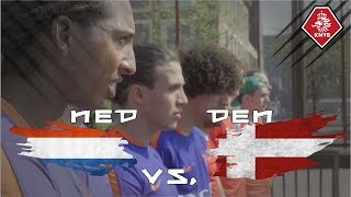 NEDERLAND vs. DENEMARKEN - STREET INTERNATIONAL