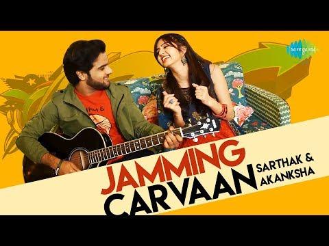 Dev Anand Songs - Country Rock Mix by Akanksha Bhandari & Sarthak Saksena   Jamming Carvaan