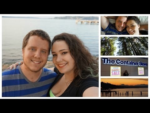 Anniversary Vacation Vlog- Seattle/Tacoma