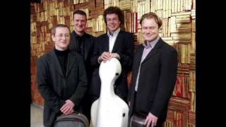 Haydn op.50 no 6 Der Frosch the frog Leipziger Streichquartett - Leipzig String Quartet Part1