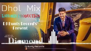 Diamond Dhol remix song dj lahoria production