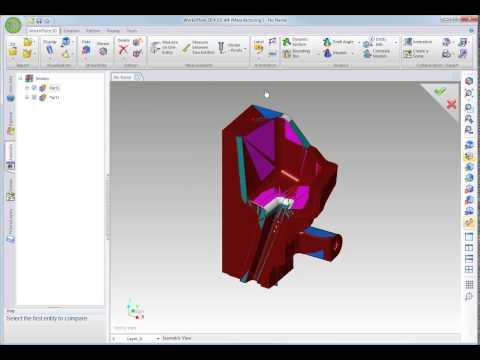 測定 & 形状検証 - モデルの比較