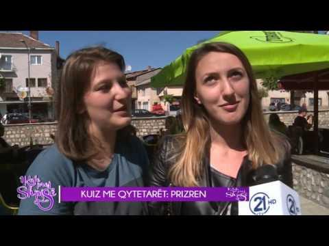 1 Kafe prej Shpise - Kuiz me qytetaret (Prizren) 23.04.2017