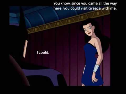 Batman og wonder woman dating fanfiction
