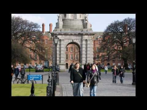 Trinity College Dublin (slideshow)