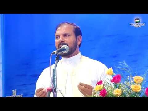 Divine Mercy Congress   Holy Fire Ministry   Day 3   Rev. Fr. Shaji Thumpechirayil