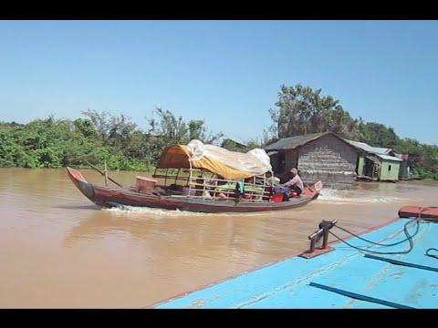 Cambodia Trip to Kampong Chhnang Province