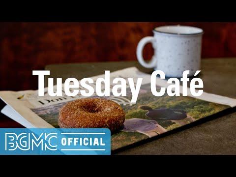 TUESDAY CAFE: Vibrant
