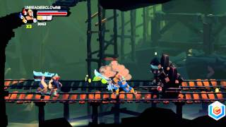 Sacred Citadel Xbox 360 Gameplay Trailer