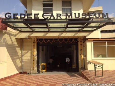 Car museum in Coimbatore