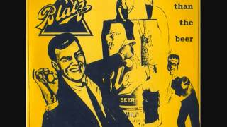 blatz - cheaper than beer 7""