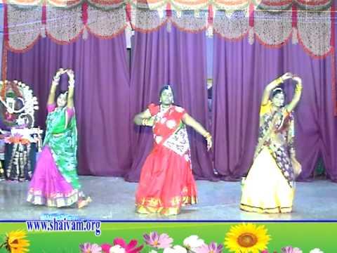 திருவெம்பாவை திருப்பள்ளியெழுச்சி நடனம் Thiruvempavai Thiruppalliyezhuchi Nadanam - Thiruvasagam