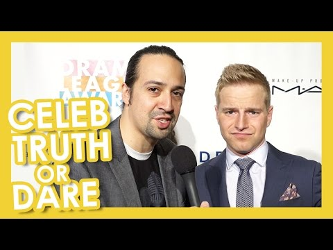 Lin-Manuel Miranda Plays Truth or Dare | TYLER MOUNT