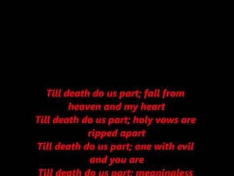 Till Death Do Us Part By Deicide (Lyrics)