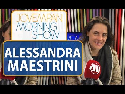 Fui pessoalmente agredida por Zé de Abreu, revela Alessandra Maestrini | Morning Show