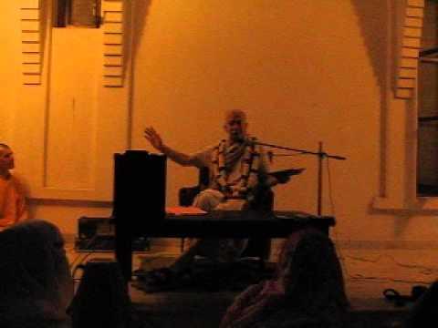 Чайтанья Чаритамрита Ади 4.42-50 - Чайтанья Чандра Чаран прабху
