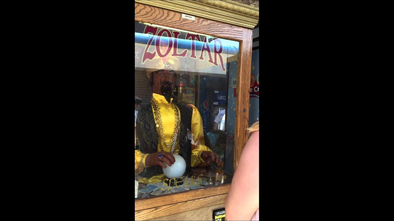 Zoltar Coney Island