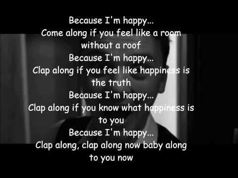 Conor Maynard - Happy lyrics
