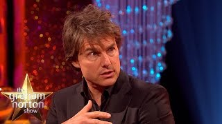 Tom Cruise Held His Breath For 6 and a Half Minutes - The Graham Norton Show