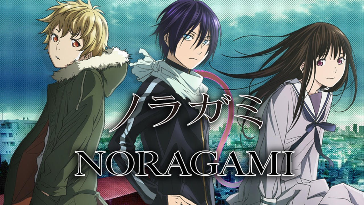 Why you should watch noragami review youtube