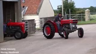 Haddington Show 2016 - Vintage Tractors