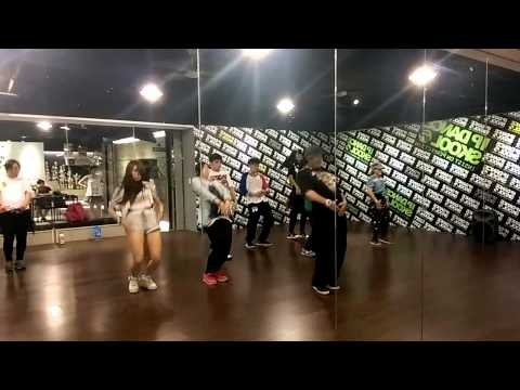 20140720 阿爆 aka Bow Hiphop@IP Dance Skool