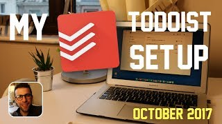 "MY TODOIST SET-UP + FREE ""MIT"" TEMPLATE (OCTOBER 2017)"