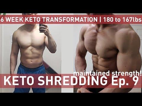 6 Week KETO Transformation   KETO SUMMER SHREDDING Ep. 9