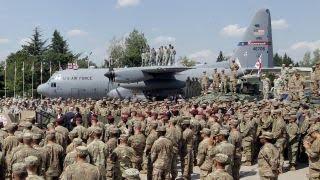US should send fewer troops to Afghanistan: Lt. Col. Peters