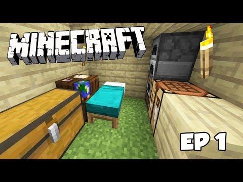 Minecraft Survie : Début D'une Nouvelle Survie ! Ep1 FR