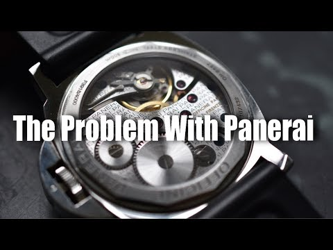 The Problem With Panerai