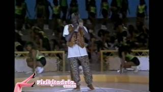Jimmy Cliff no Domingão do Faustão - 1990