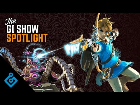 Game Informer's Breath Of The Wild Roundtable And Zelda's Future