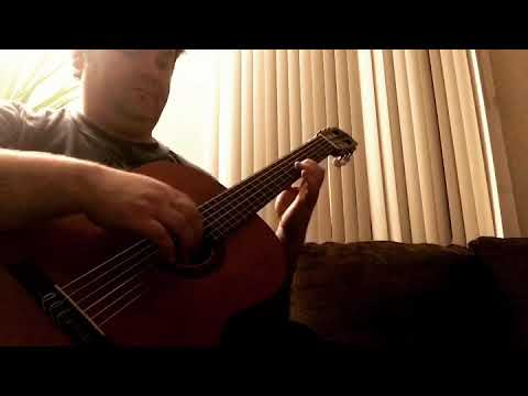 Trying Cordoba C5 Classical Guitar