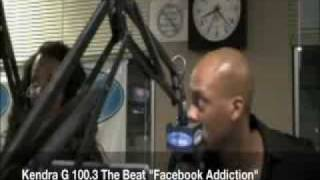 "Kendra G Interviews Nnamdi G. Osuagwu ""Facebook Addiction"" Pt 1 of 2 Thumbnail"
