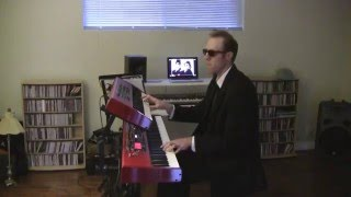 Soul Man Piano/Keyboard Cover