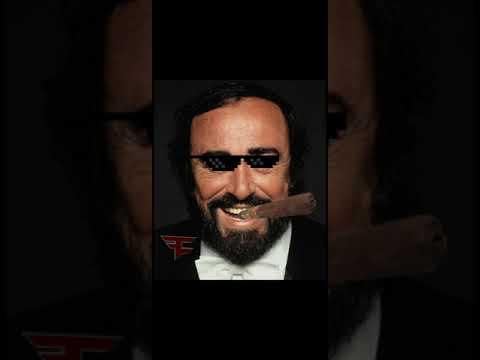 Luciano Pavarotti - La Donna È Mobile EARRAPE