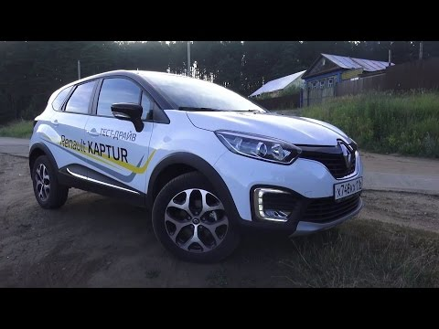 2016 Renault Kaptur Test Drive Review